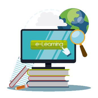 e-learning, Formation à distance